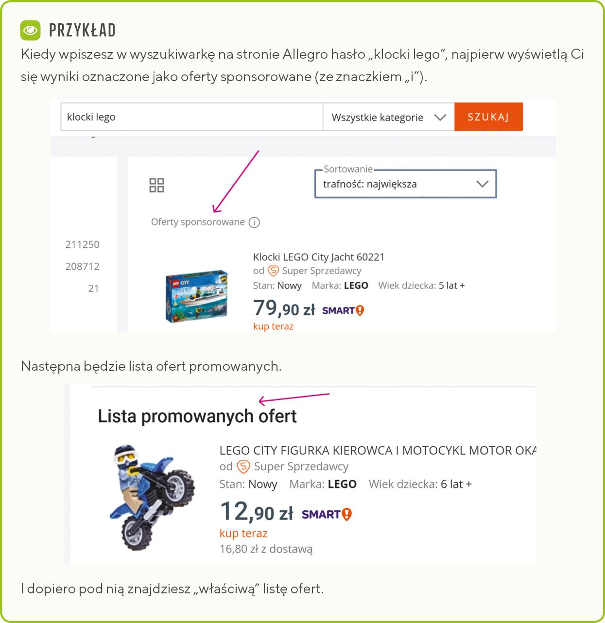 Obowiązek informacyjny marketplace Allegro