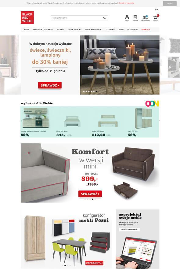 Rekomendacje na stronie głównej - Narzędzia, które zwiększą konwersję w Twoim sklepie internetowym – szczęśliwa 7