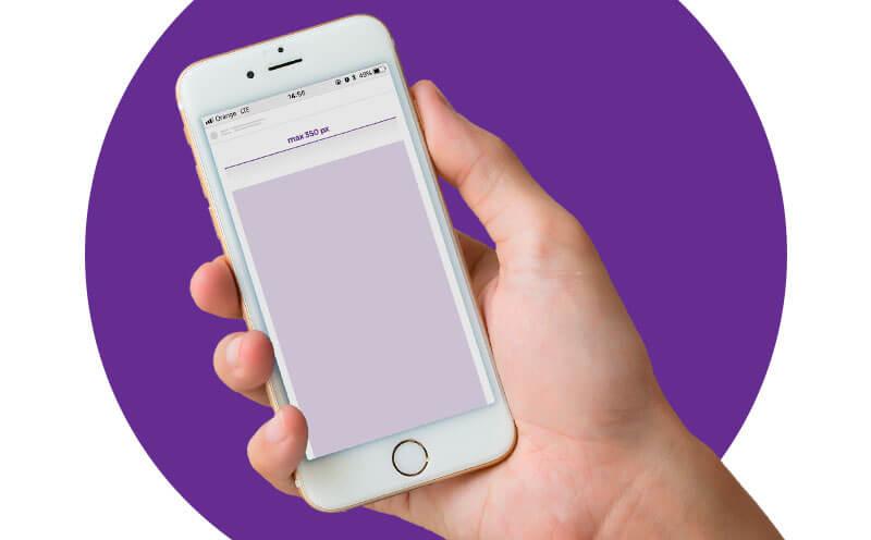 Szerokość mailingu mobile - Jak zaprojektować skuteczny mailing sprzedażowy?
